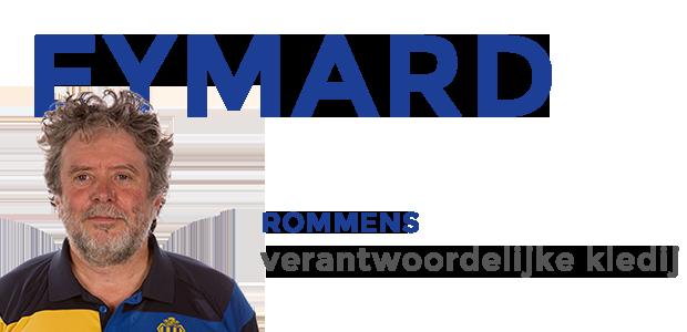 SLIDE Eymard Rommens - Kledijverantwoordelijke
