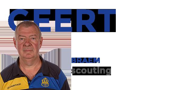 SLIDE Geert Braem - Scouting